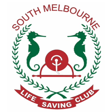 South Melbourne Life Saving Club Logo