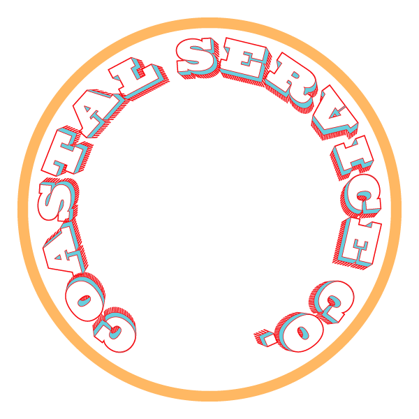 Coastal Service Co Logo
