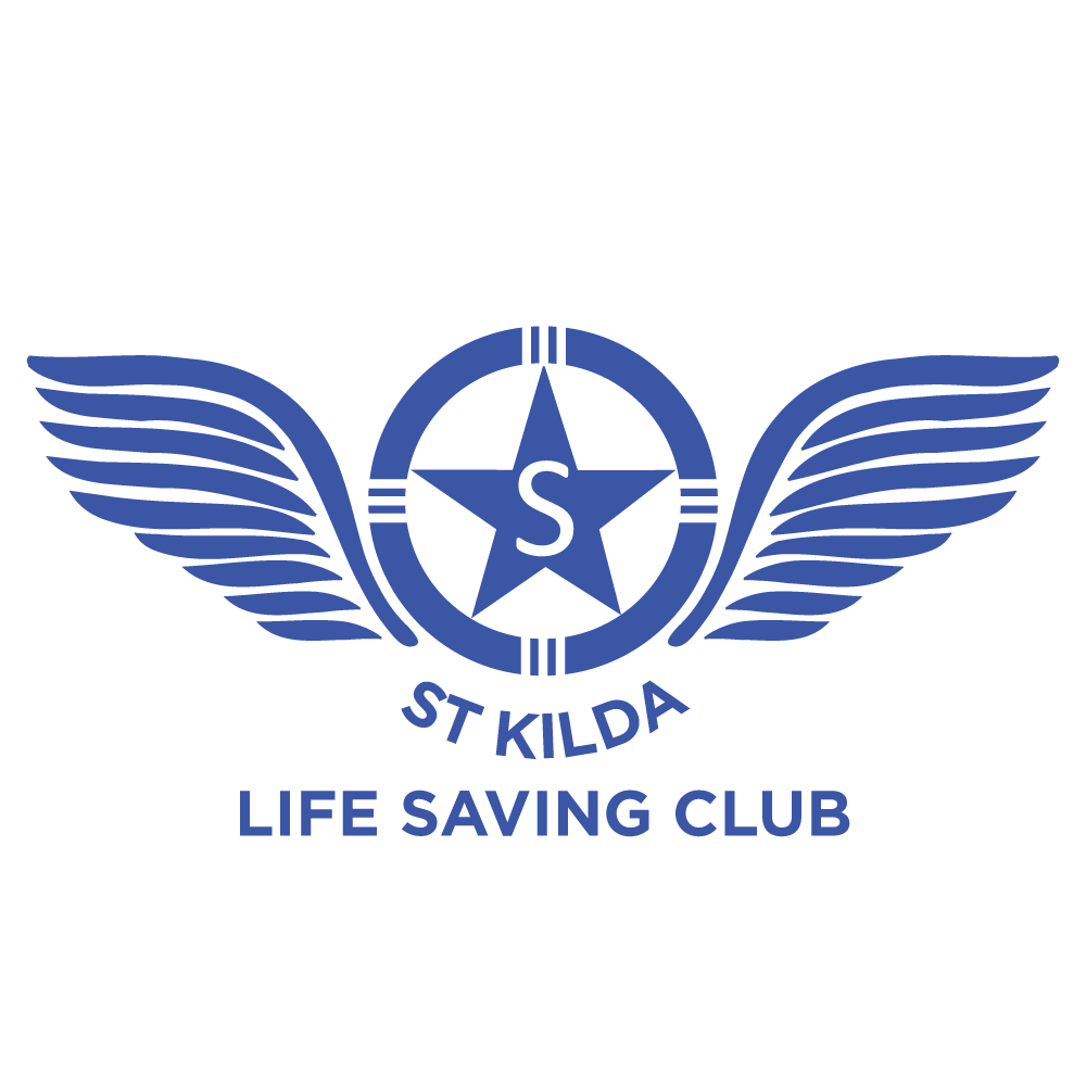 St Kilda Life Saving Club Logo
